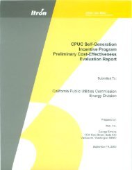 Preliminary Cost-Effectiveness Evaluation Report (PDF)