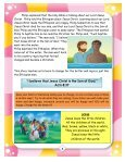 Kindergarten - Coptic Orthodox Diocese of the Southern United States - Page 6