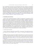 Neural Darwinism and consciousness - University of Sussex - Page 6