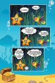 The Adventures of Sally The Starfish and Gabby The Guppy! - Page 2