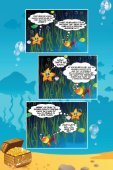 The Adventures of Sally The Starfish and Gabby The Guppy! - Page 4