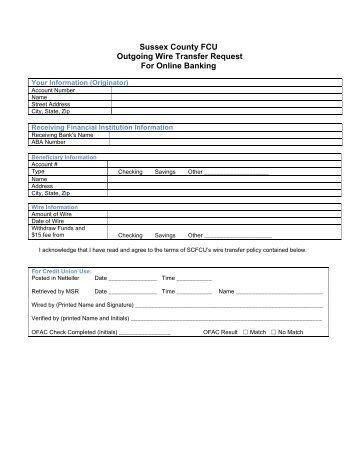 Hsbc Wire Transfer Form Pdf - memofacebook