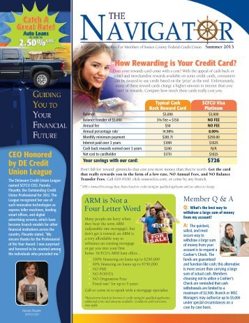 Current Edition - Sussex County Federal Credit Union