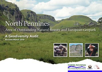 North Pennines - Sustainable Aggregates