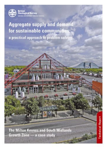 Full Report - Sustainable Aggregates