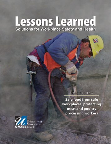 Solutions for Workplace Safety and Health - Lowell Center for ...