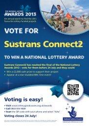 Download A5 leaflet - Sustrans