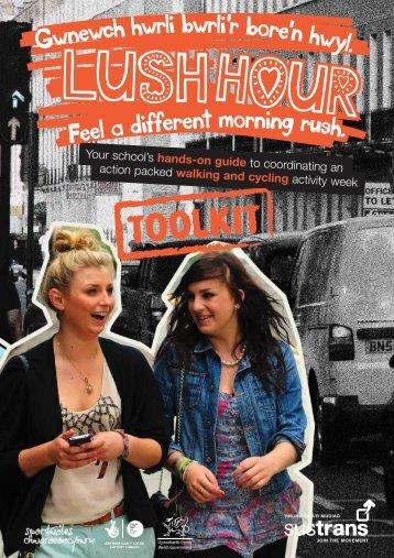 Lush Hour - Sustrans
