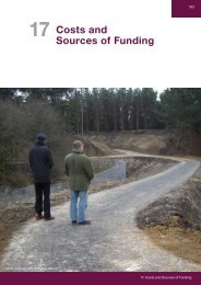 Costs and Sources of Funding - Sustrans