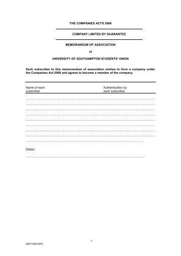 memorandum download
