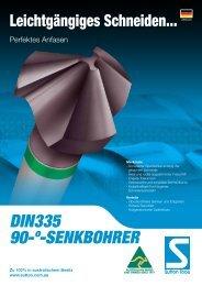 DIN335 90-º-SeNkbohrer - Sutton Tools