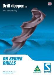 Drill deeper... - Sutton Tools