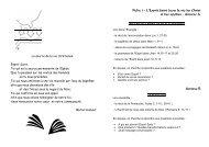 Fiche 3 - L'Esprit Saint dans la vie du Christ et des apôtres - Annexe ...
