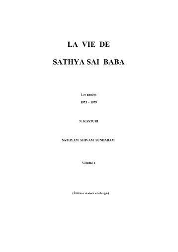 SATHYAM SHIVAM SUNDARAM vol 4 mod pdf - Sai Baba