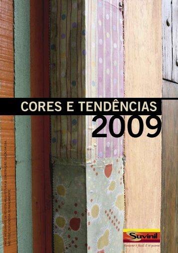 Guia Cores e Tendências 2009 - Suvinil