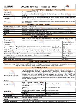 Glasurit Acrílico Econômico Marfim - 65 KB - Suvinil