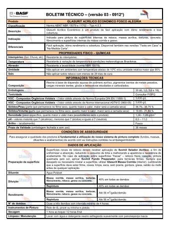 Glasurit Acrílico Econômico Alegria - 65 KB - Suvinil