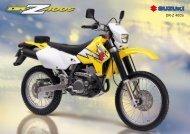 DR-Z 400S - Suzuki Marine