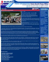MLADIN WINS AT ROAD AMERICA Jun 3, 2006 ... - Suzuki Marine