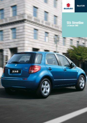 SX4 Streetline - Suzuki