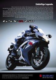 Zukünftige Legende. - Suzuki