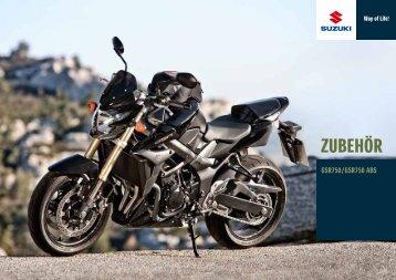 ZuBehöR - Suzuki