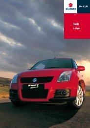 Swift Sport - Suzuki