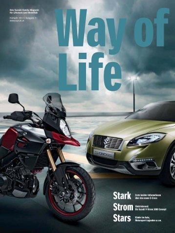 Stark Erste Insider-Informationen über den neuen S-Cross ... - Suzuki