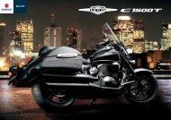 neue Intruder C1500T - Suzuki