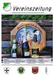 Vereinszeitung Ausgabe 17 vom Juli 2013 (PDF ... - SV Dietersheim