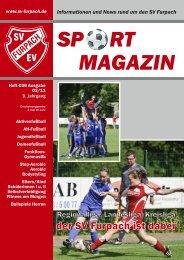 Ausgabe 03/2011 - Sportverein Furpach