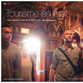 Consultez Tourisme en bref dans son intégralité. - La Commission ...