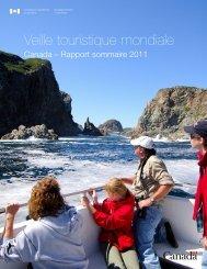 Veille touristique mondiale - La Commission canadienne du ...