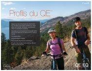 Quotient explorateur - La Commission canadienne du tourisme ...