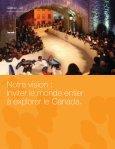 Rapport annuel - La Commission canadienne du tourisme - Canada - Page 6