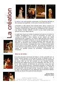 dossier de vente complet PETITE TE LAISSE PAS FAIRE - Pantheatre - Page 4