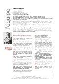 dossier de vente complet PETITE TE LAISSE PAS FAIRE - Pantheatre - Page 7