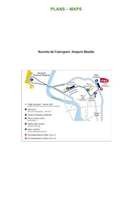 PLANS – MAPS - Société Internationale de Recherche Emmanuel ...