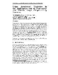 Proceedings of the 1995 International Conference on Logic ...