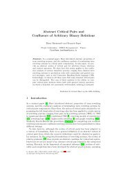 Abstract Critical Pairs and Confluence of Arbitrary Binary Relations
