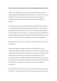 Xaar Announces Joint Development on Nano Technology ... - Faktum