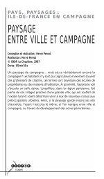 Entre ville et campagne - Lesite.tv pour tous