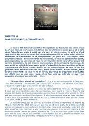 CHAPITRE 10 - Alleluia France