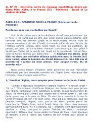 Télécharger en pdf - Alleluia France