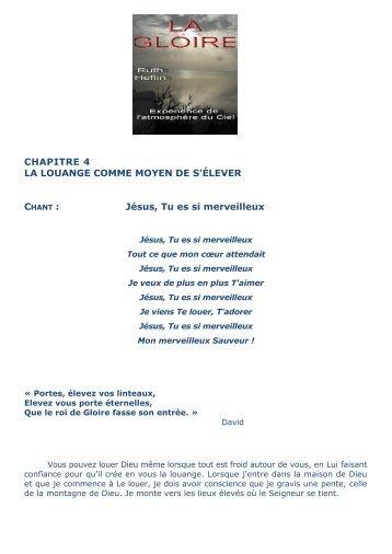 Chap 4 - Alleluia France