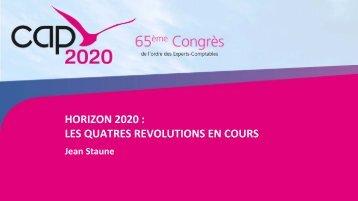 Jean Staune - Ordre des Experts-Comptables