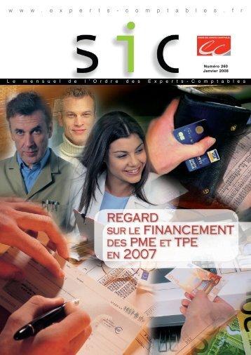 www . experts - comptables . fr - Conseil Supérieur de l'Ordre des ...