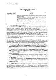 (Jn. 16:1-4) Voir le préambule de l'étude n° 238. a) Dans la ... - Hysope