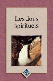 Les dons spirituels - Global University