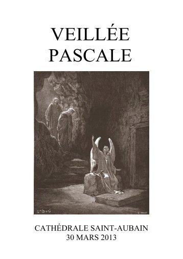 Veillée pascale 2013 - Cathédrale Saint-Aubain de Namur